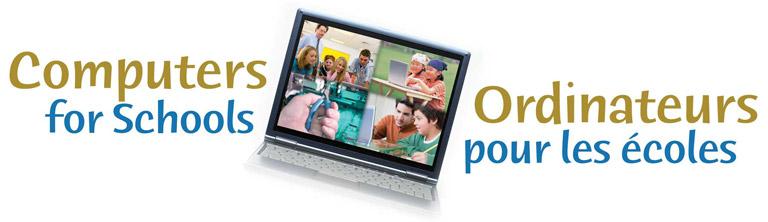 Computer for Schools logo